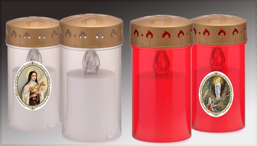 Bild für Kategorie Kerze KLASSIK mit Heiligen
